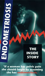 Cover of the video: Endometriosis the inside story