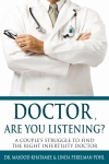 Book cover for Doctor are you listening