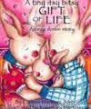 Book cover foro A tiny itsy bitsy gift of life