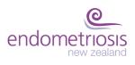 Logo from Endometriosis New Zealand