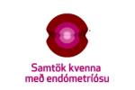 Logo from Samtök Kvenna með Endómetríósu