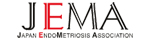 Logo from Japan Endometriosis Association (JEMA)