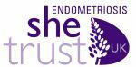 Logo from Endometriosis SHE Trust UK