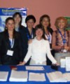 Some AIE members at World Meeting Milano
