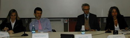 Picture of the AIE panel