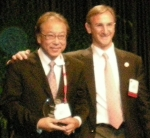 Picture of Charles Koh and Keith Isaacson