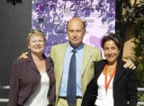 Picture of Lone Hummelshøj, Giorgio Vittori, and Jacqueline Veit