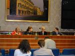 Picture from Italian Senate