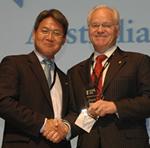 Picture of Professor Ray Garry Professor Alan Lam