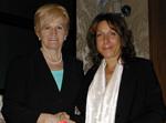 Jacqueline Veit and Livia Turco