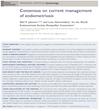 Consensus on endometriosis (Human Reproduction 2013)