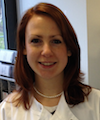 Lead researcher, Dr Erin Greaves, QMRI at the University of Edinburgh