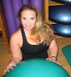 Pelvic physical therapist, Sallie Sarrell